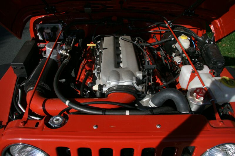 Viper Engine Into Jeep Wrangler  U2013 Engine Swap Depot