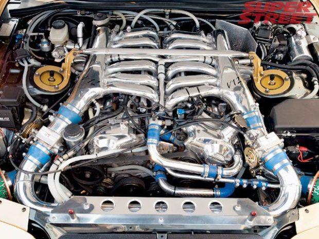 Top Secret V12 Supra