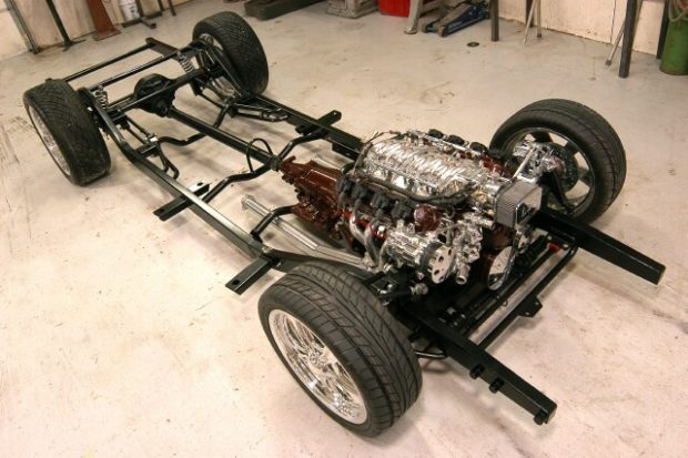 1957 Chevy with a LS6