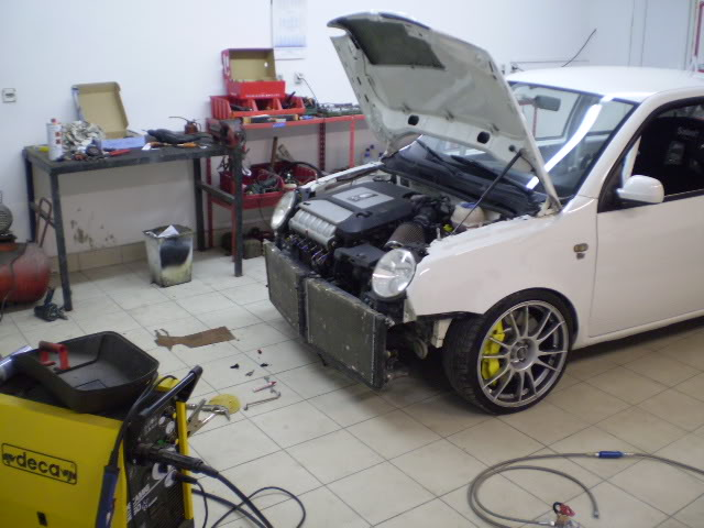Twin Engine Vr6 Lupo  U2013 Engine Swap Depot