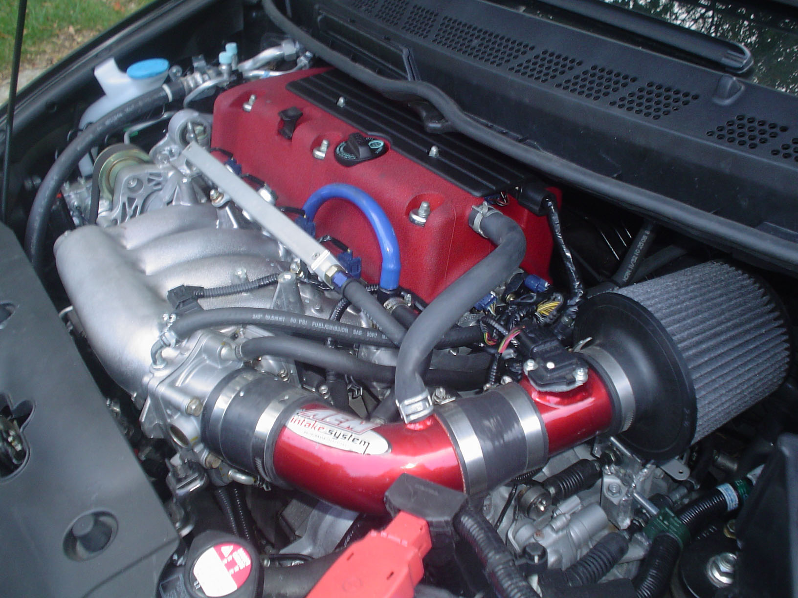 civic 2007 honda swap k20a engine type