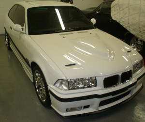 New Age Hotrods 1995 BMW M3 with Supercharged LS6