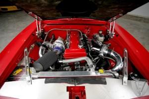 1967 Camaro with 1000 HP 2JZ EVS Motors