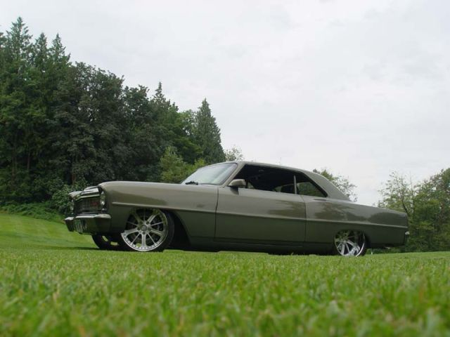 Killer Customs 1966 Nova