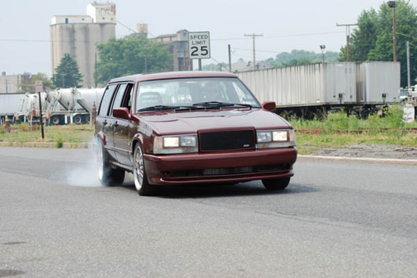 1989 Volvo Wagon with a Twin-Turbo LSx V8
