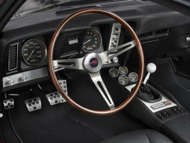Reggie Jackson's 1969 Camaro with a 454 LSX V8