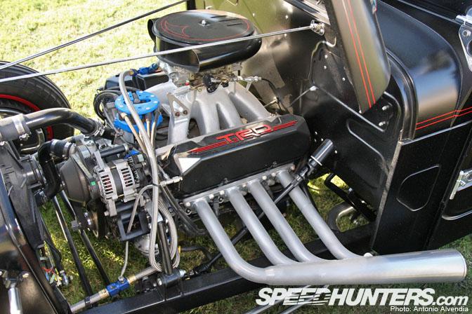 Toyota Fj45 With A Nascar V8 Engine Swap Depot