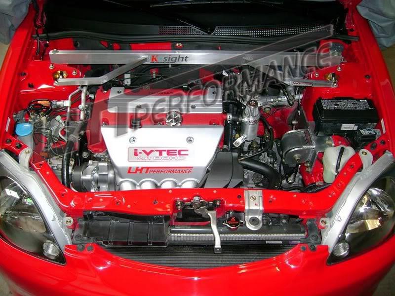 200 Hp K20 Powered Honda Insight Engine Swap Depot