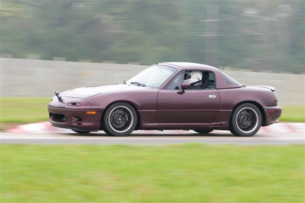 1991 Mazda Miata with a LS1 V8