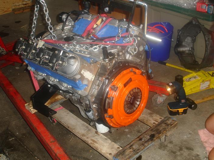 1996 Bmw Z3 With A Ls1 V8 Engine Swap Depot