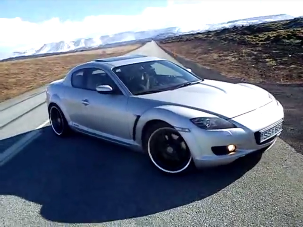Mazda Rx 8 With A Ls1 V8 Engine Swap Depot