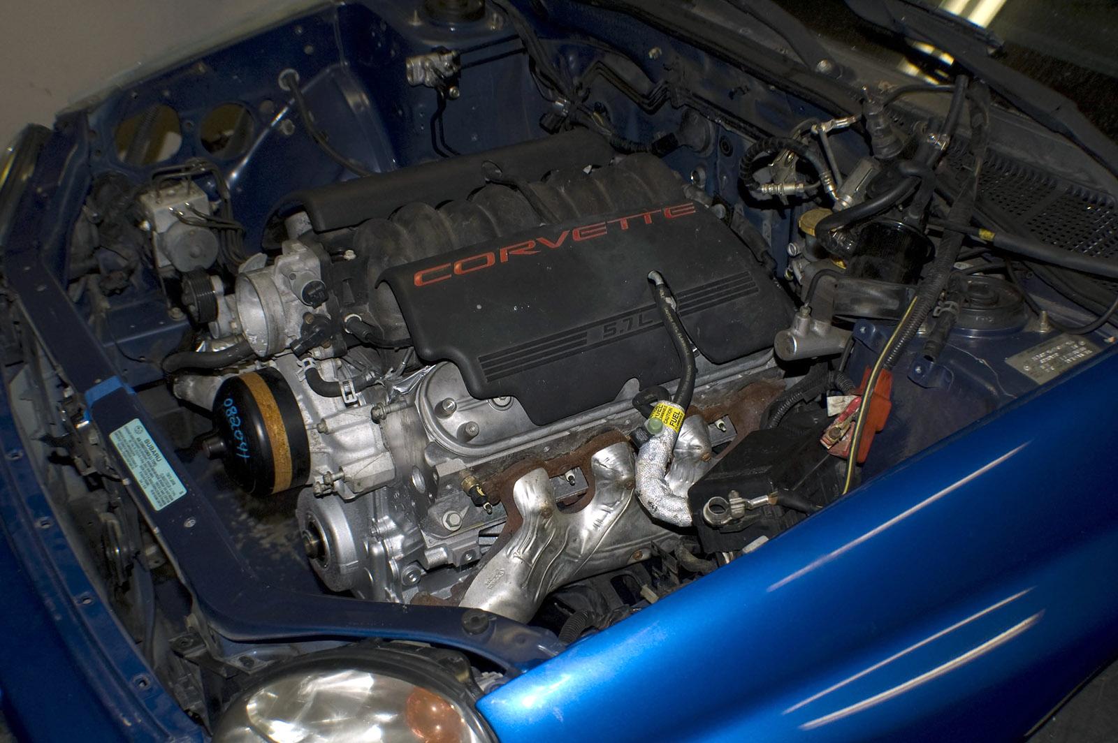 LQ4 Powered Subaru WRX – Engine Swap Depot