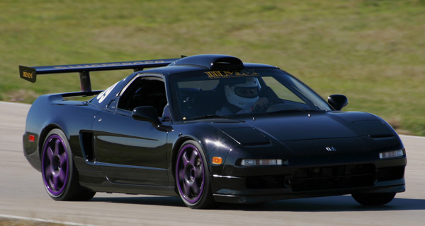Honda Nsx With A Ls7 V8 Engine Swap Depot