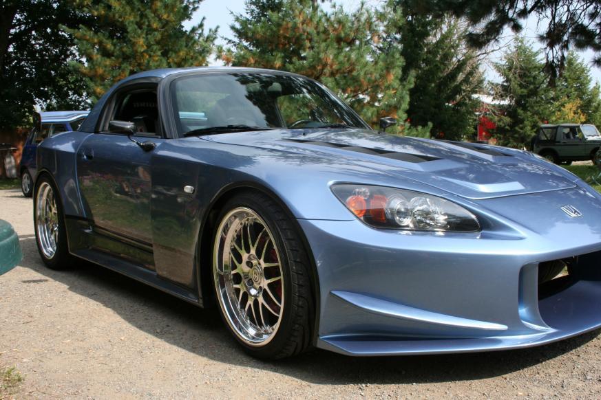 ls7 powered honda s2000