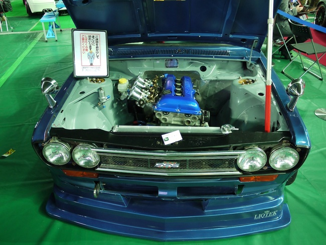 Datsun 510 With A SR20 – Engine Swap Depot