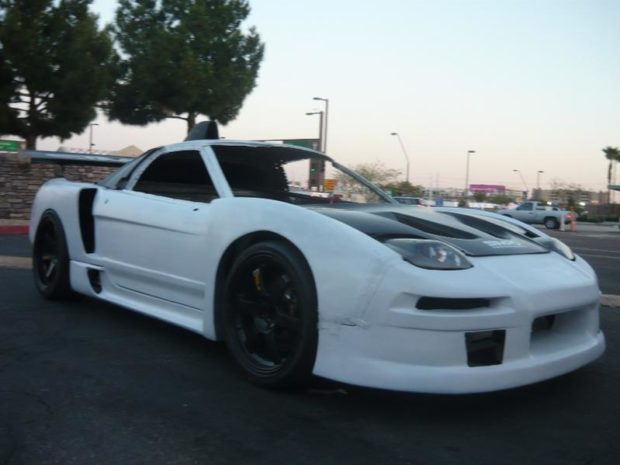 1991 NSX with a Turbo K20A2