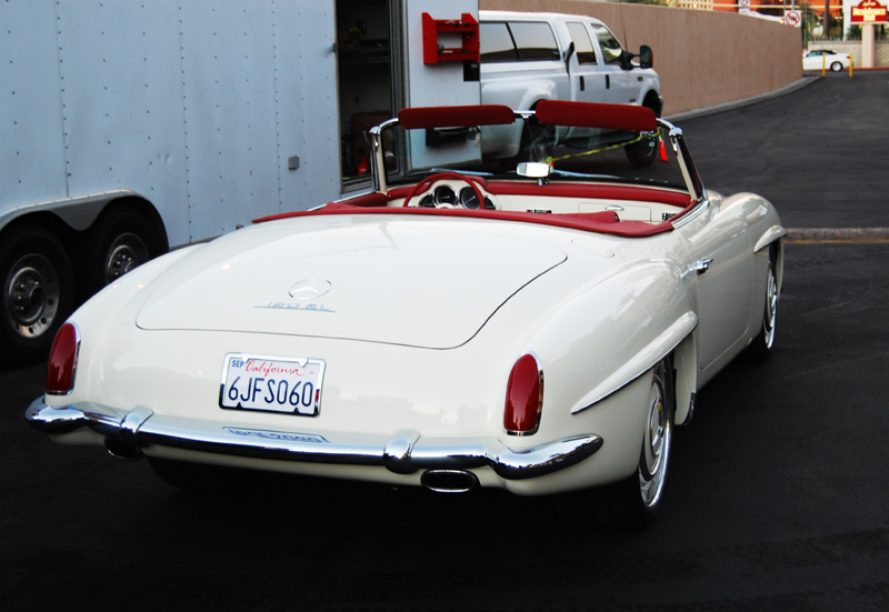 1961 mercedes 190sl with a twin turbo v12 engine swap depot ads by amazon 1961 mercedes sciox Gallery