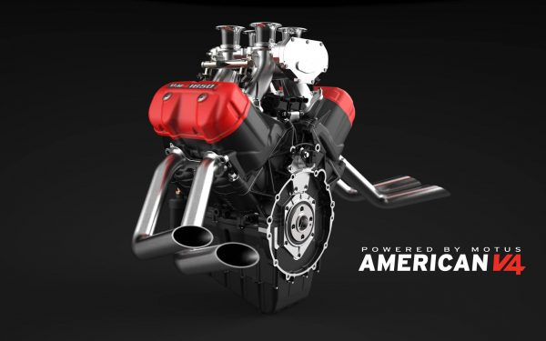 Motus KMV4 V4 motor