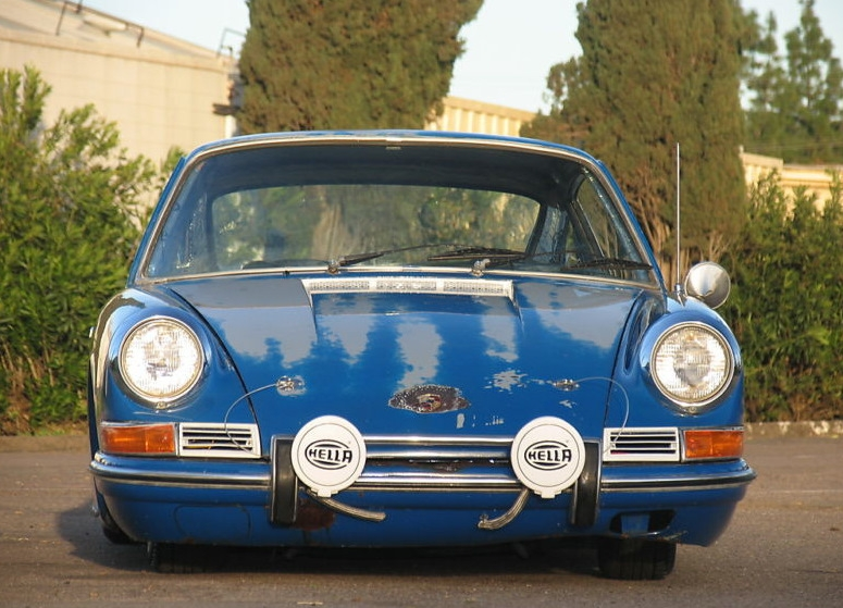 1968 Porsche 911 With A Vw Bug Engine Engine Swap Depot