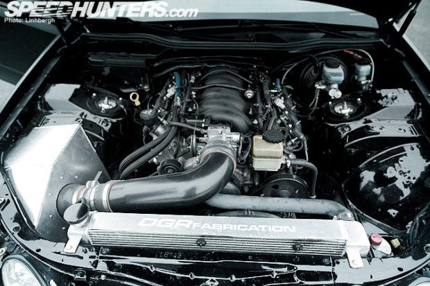 Lexus GS300 with a LS1 V8