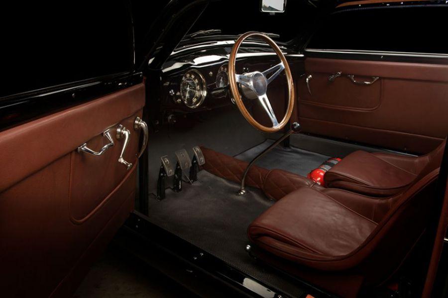 1957 Lancia Aurelia B20GT S6 Outlaw