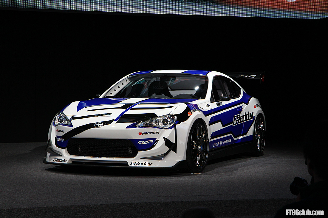 Scion Racing Drift Fr