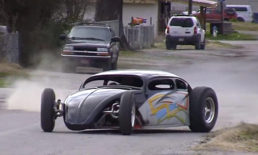 Custom Beetle with GSXR Motorcycle Engine ndash Engine Swap Depot
