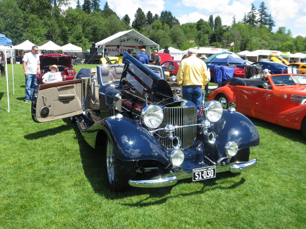 1930 Rolls-Royce with a Viper V10