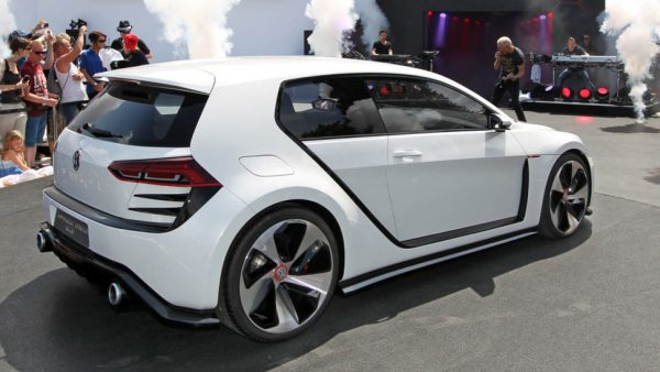 Super Golf with a Twin-Turbo V6
