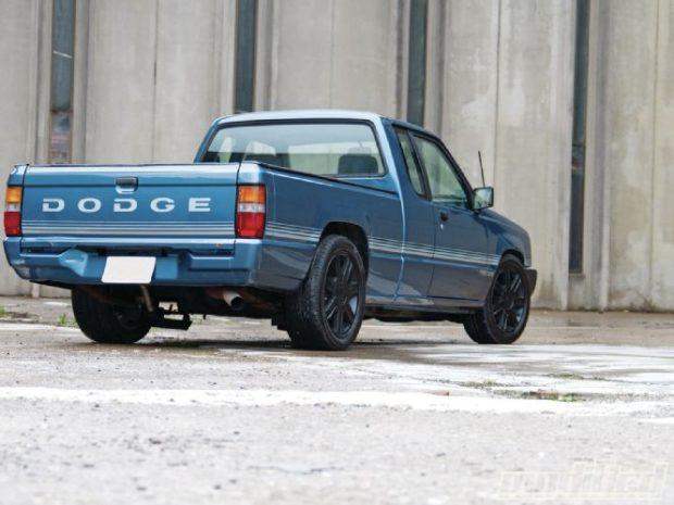 1989 Dodge Ram with Mitsubishi 4G63