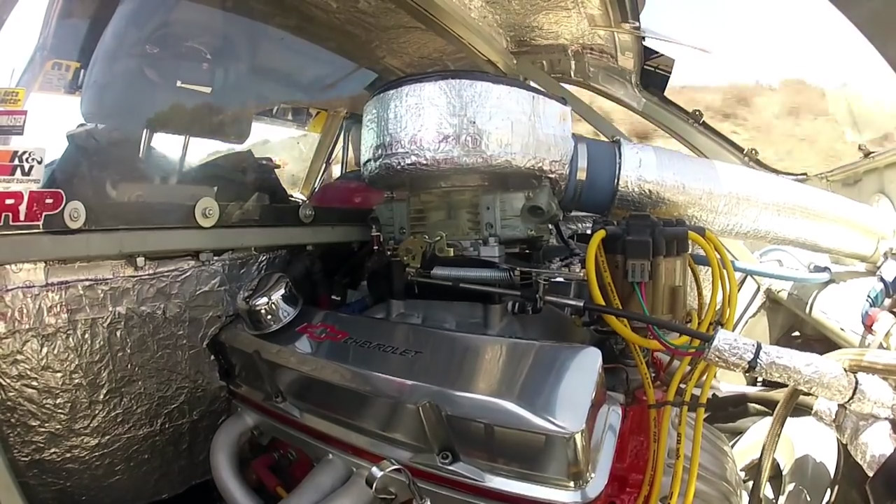 Corvair With A V8 Stuck In The Middle  U2013 Engine Swap Depot