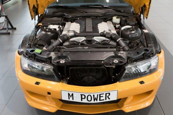 V12 Powered BMW Z3 Prototype