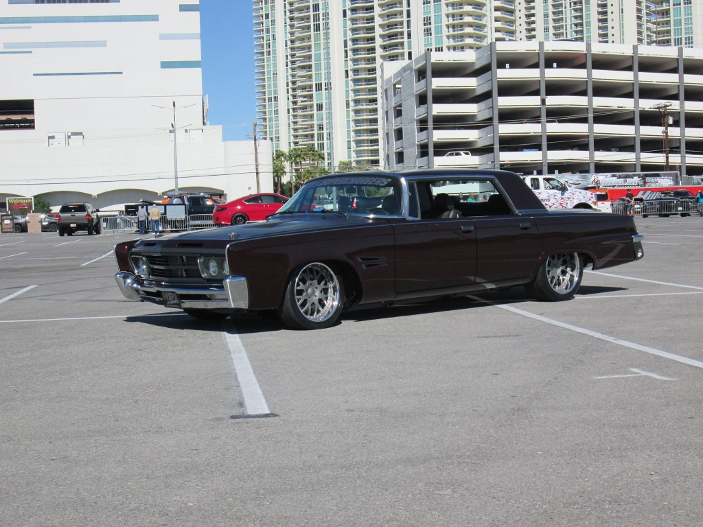 Viper Powered 1966 Imperial