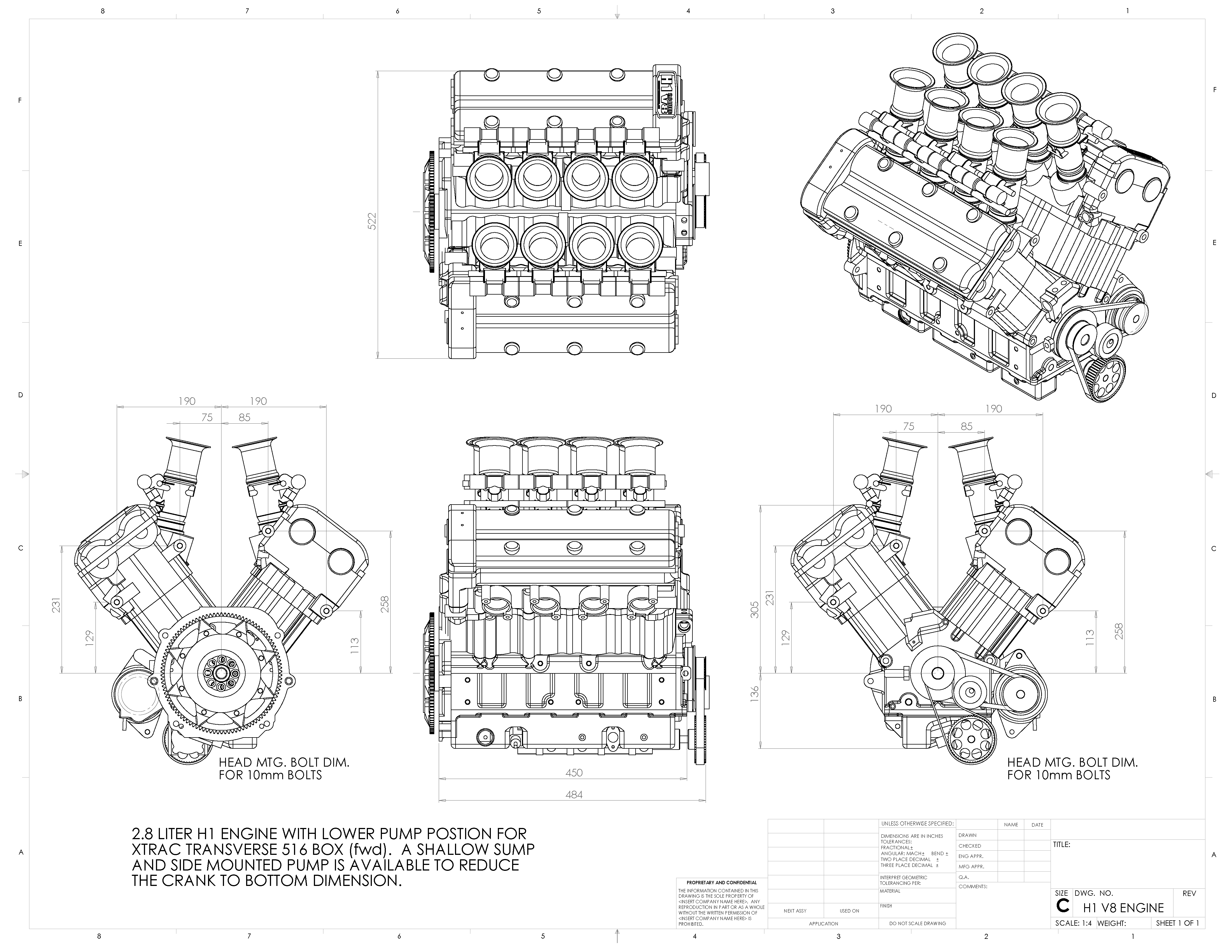 V16 Engine Diagram | Wiring Diagram on