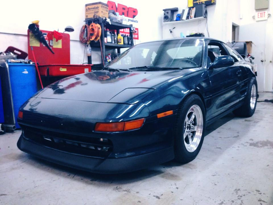 Toyota MR2 Powered by Turbo K20 – Engine Swap Depot