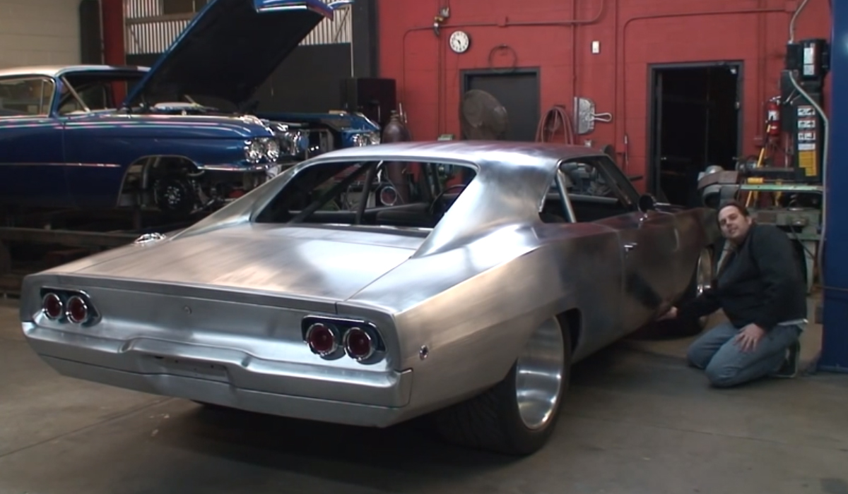 The 2 000 Horsepower Dodge Charger Called Maximus Engine