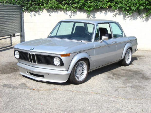 BMW 2002 with a S14 inline-four