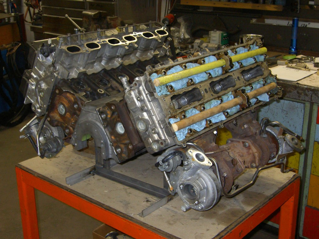 V12 From Two 1jz Engines Engine Swap Depot