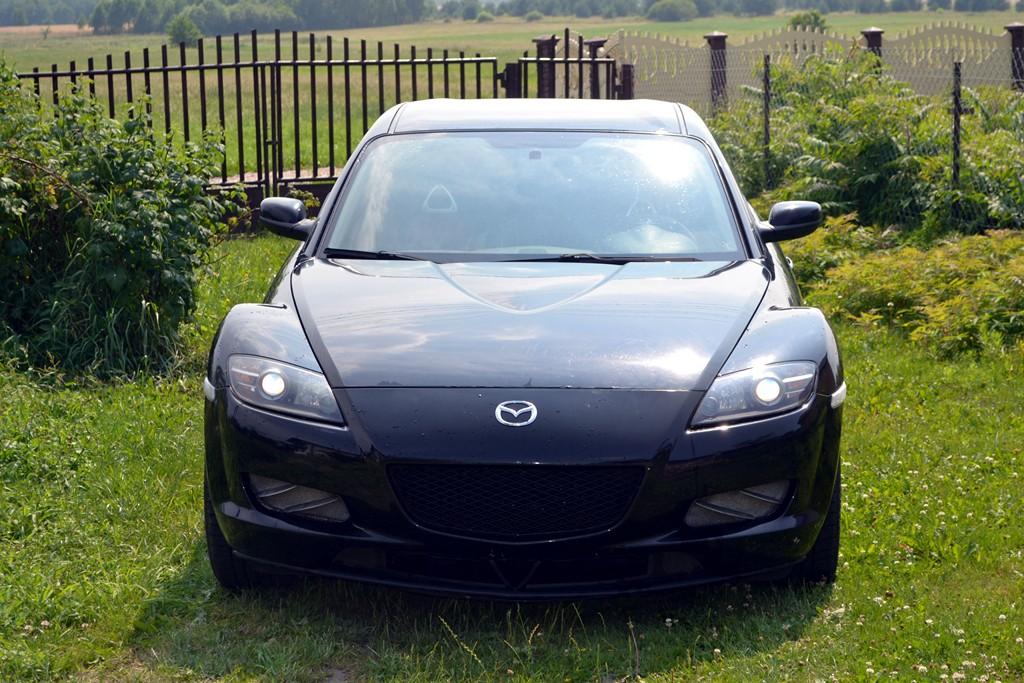 Mazda RX-8 with a Honda K20 – Engine Swap Depot