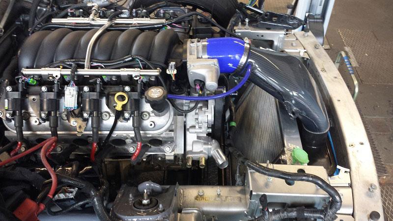 opel gt powered by a ls3  u2013 engine swap depot