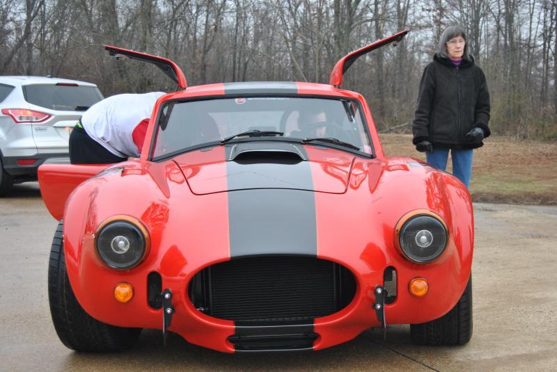 Pro-touring 5.0L Cobra - engineswapdepot.com