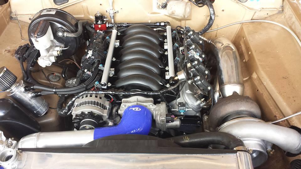 turbo ls2 powered mopar engine swap depot. Black Bedroom Furniture Sets. Home Design Ideas