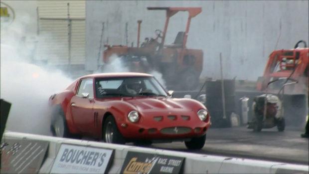 Drag Racing Ferrari 250 GTO Clone