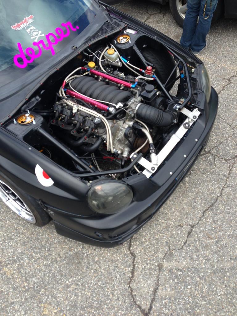 Subaru Wrx With Lsx Engine X on Ls Engine Swap Wiring Harness