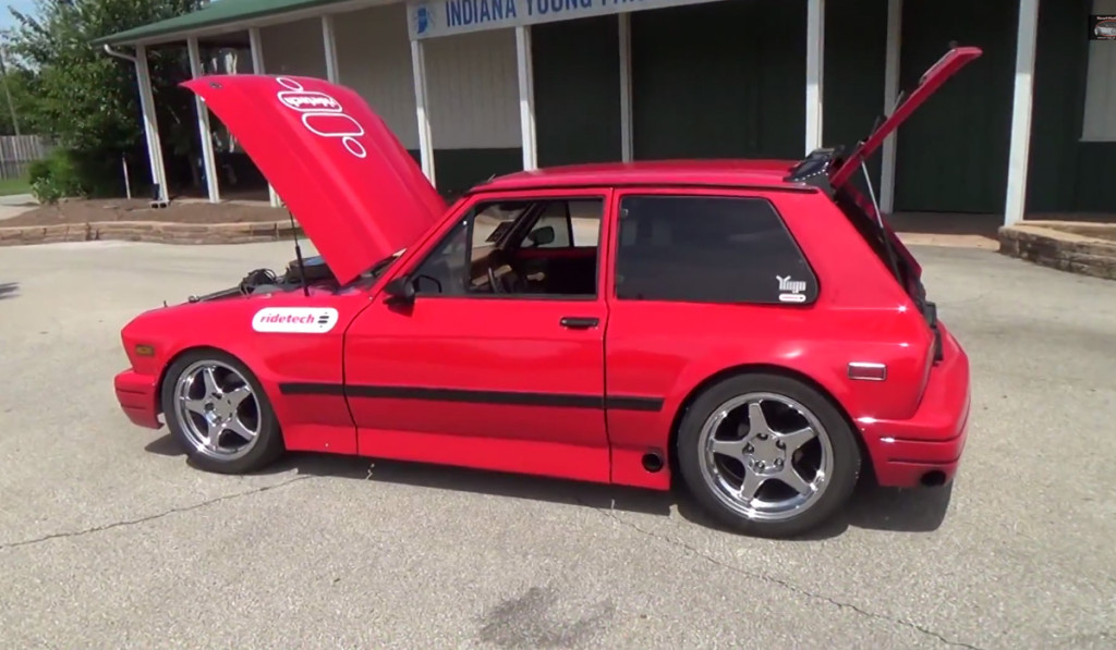 1988 Yugo Budget Autocross And Dragon Slayer Builds And