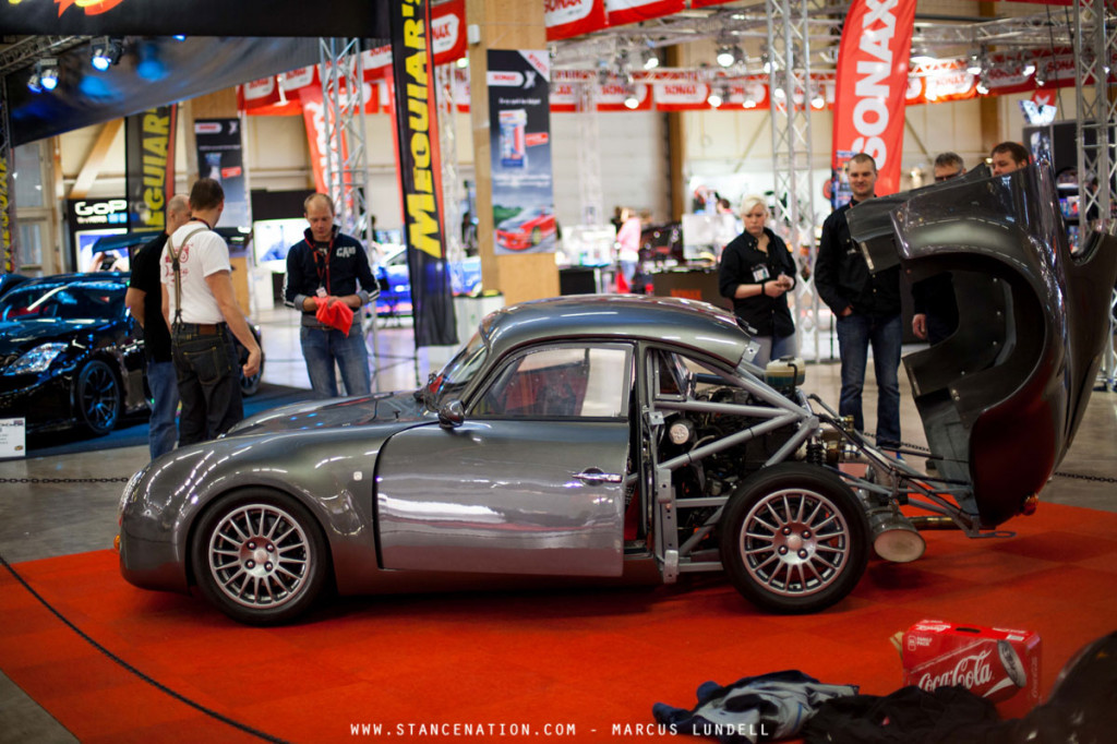 Porsche 356 With A Volvo Motor Engine Swap Depot