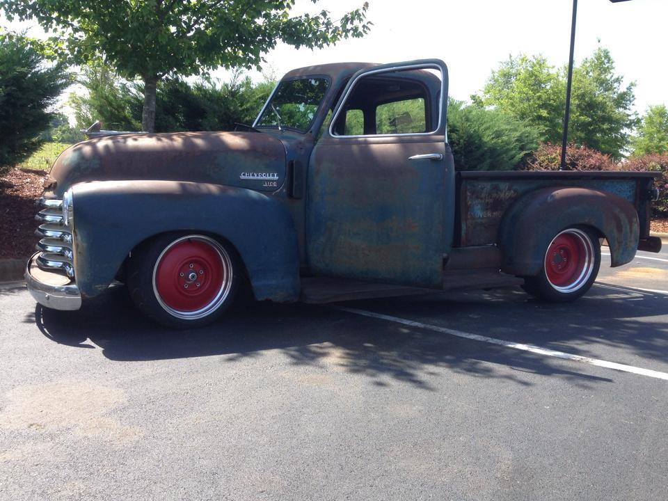 1949 Chevy 3100 Pickup With A 442ci LSX – Engine Swap Depot