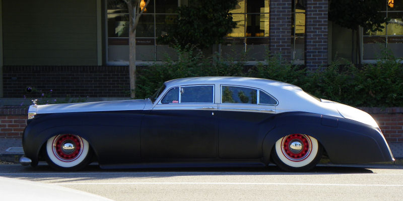 1959 Rolls Royce Silver Cloud Ii With A Chevy V8 Engine