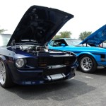 1968 Mustang With A Ford Racing Cobra V8