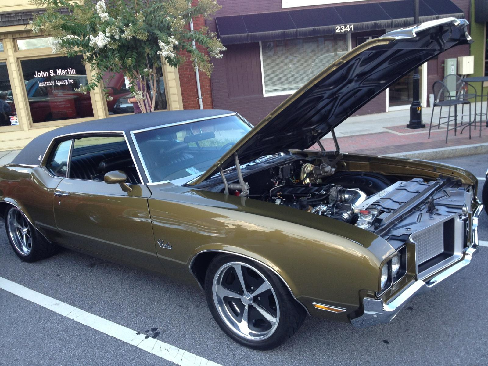 4L60E Transmission Problems >> 1972 Oldsmobile Cutlass with a LS1 – Engine Swap Depot